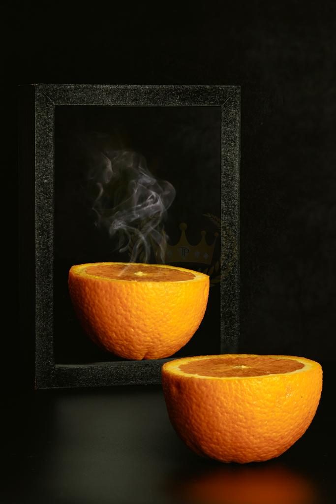 Still Life with orange nft