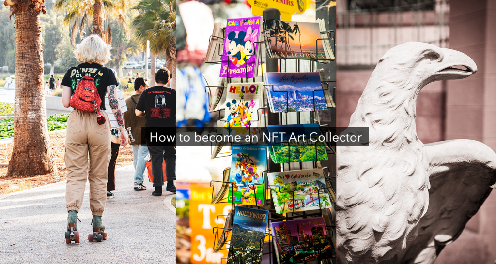 how to become an nft art collector